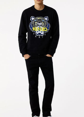 Farhan Ahmed Sweat Shirt TIGER 2 SWEATSHIRT BLACK