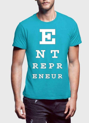 HAREF ART T-SHIRT Entrepreneur Printed T-shirt