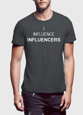 HAREF ART T-SHIRT I INFLUENCE INFLUENCERS T-shirt