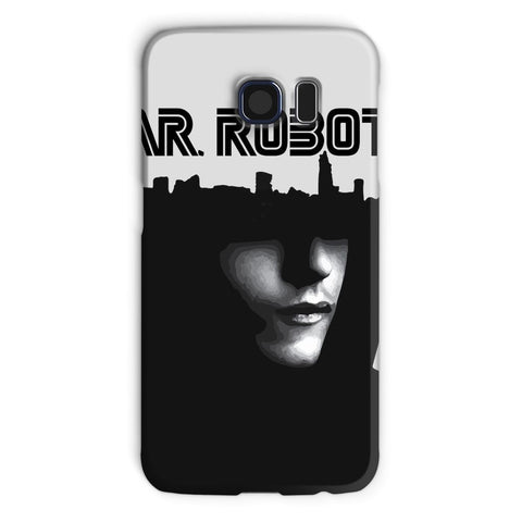 Hassan Shiekh Mobile Cover Galaxy S6 / Snap / Gloss Mr Robot Phone Case
