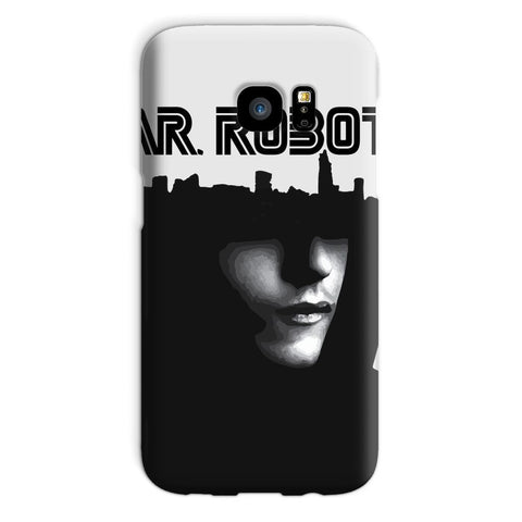 Hassan Shiekh Mobile Cover Galaxy S7 / Snap / Gloss Mr Robot Phone Case