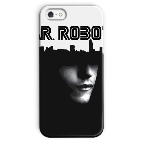 Hassan Shiekh Mobile Cover iPhone 5/5s / Snap / Gloss Mr Robot Phone Case