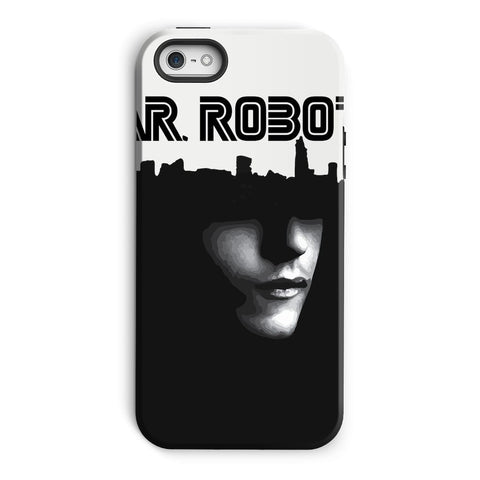 Hassan Shiekh Mobile Cover iPhone 5/5s / Tough / Gloss Mr Robot Phone Case