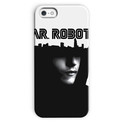 Hassan Shiekh Mobile Cover iPhone 5c / Snap / Gloss Mr Robot Phone Case
