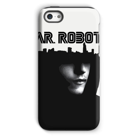 Hassan Shiekh Mobile Cover iPhone 5c / Tough / Gloss Mr Robot Phone Case