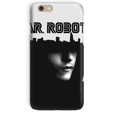Hassan Shiekh Mobile Cover iPhone 6 / Snap / Gloss Mr Robot Phone Case