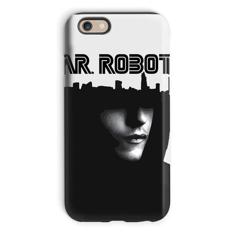 Hassan Shiekh Mobile Cover iPhone 6 / Tough / Gloss Mr Robot Phone Case