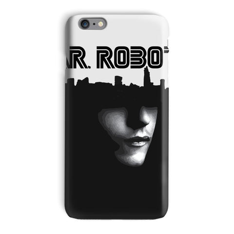 Hassan Shiekh Mobile Cover iPhone 6s Plus / Snap / Gloss Mr Robot Phone Case