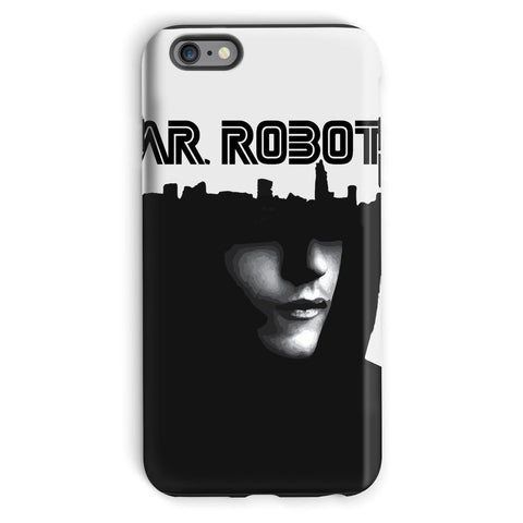 Hassan Shiekh Mobile Cover iPhone 6s Plus / Tough / Gloss Mr Robot Phone Case