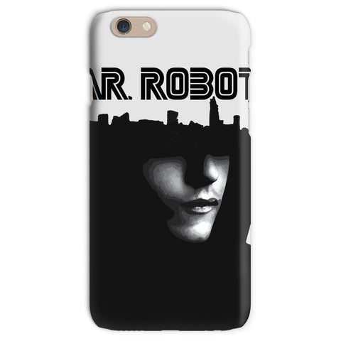 Hassan Shiekh Mobile Cover iPhone 6s / Snap / Gloss Mr Robot Phone Case
