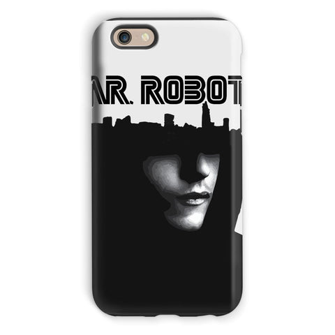 Hassan Shiekh Mobile Cover iPhone 6s / Tough / Gloss Mr Robot Phone Case