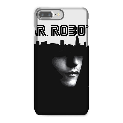 Hassan Shiekh Mobile Cover iPhone 7 Plus / Snap / Gloss Mr Robot Phone Case