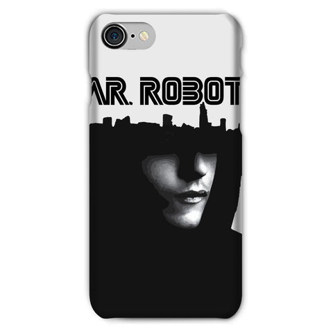 Hassan Shiekh Mobile Cover iPhone 7 / Snap / Gloss Mr Robot Phone Case