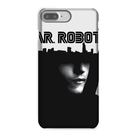 Hassan Shiekh Mobile Cover iPhone 8 Plus / Snap / Gloss Mr Robot Phone Case