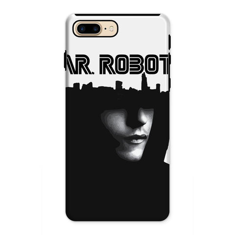 Hassan Shiekh Mobile Cover iPhone 8 Plus / Tough / Gloss Mr Robot Phone Case