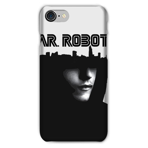 Hassan Shiekh Mobile Cover iPhone 8 / Snap / Gloss Mr Robot Phone Case