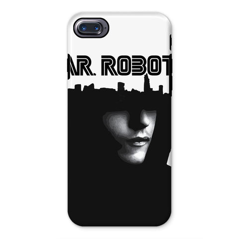 Hassan Shiekh Mobile Cover iPhone 8 / Tough / Gloss Mr Robot Phone Case