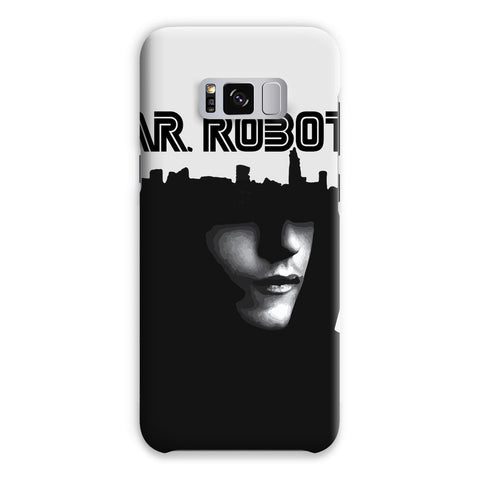 Hassan Shiekh Mobile Cover Samsung S8 Plus / Snap / Gloss Mr Robot Phone Case