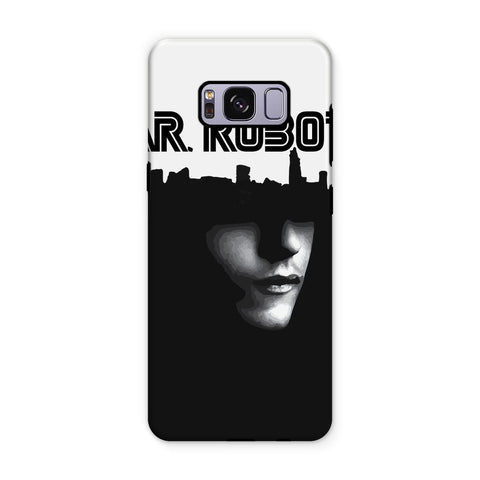 Hassan Shiekh Mobile Cover Samsung S8 Plus / Tough / Gloss Mr Robot Phone Case