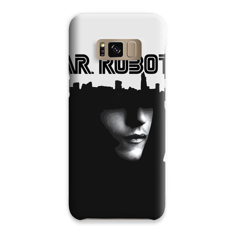 Hassan Shiekh Mobile Cover Samsung S8 / Snap / Gloss Mr Robot Phone Case