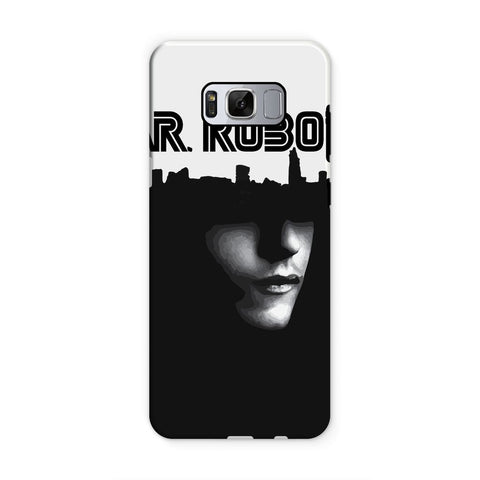 Hassan Shiekh Mobile Cover Samsung S8 / Tough / Gloss Mr Robot Phone Case