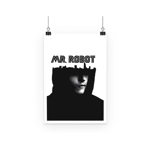 Hassan Shiekh Poster A2 Mr Robot Poster