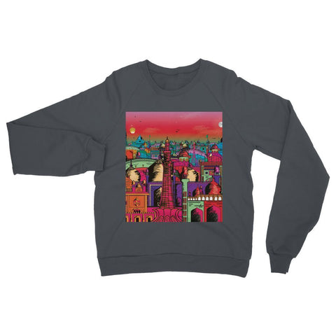 Hassan Shiekh Sweat Shirt XS / Charcoal Lahore on Drugs Sweatshirt