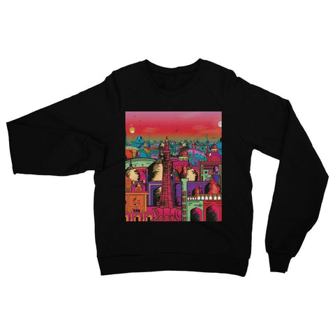 Hassan Shiekh Sweat Shirt XS / Jet Black Lahore on Drugs Sweatshirt