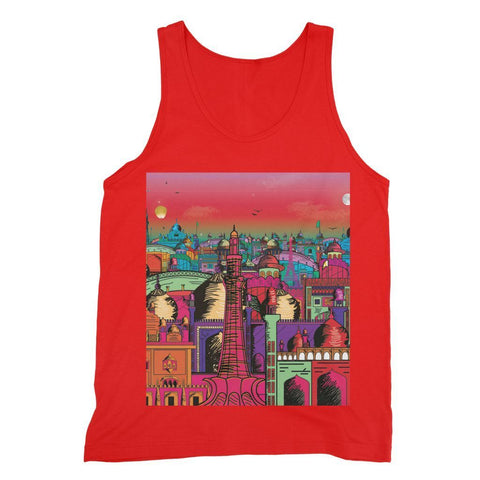 Hassan Shiekh Tank Top Lahore on Drugs Fine Jersey Tank Top