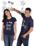 HUM TUM T-SHIRT The Real Boss Couple T-Shirts