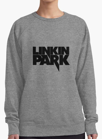 Huma Ijaz Sweat Shirt Linkin Park Music WOMEN SWEAT SHIRT