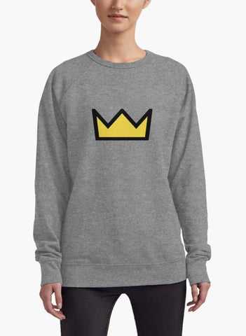 Huma Ijaz Sweat Shirt Riverdale - Bughead, Betty Cooper Crown WOMEN SWEAT SHIRT