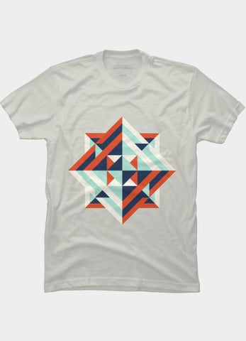 Imported T-SHIRT Abstract 12