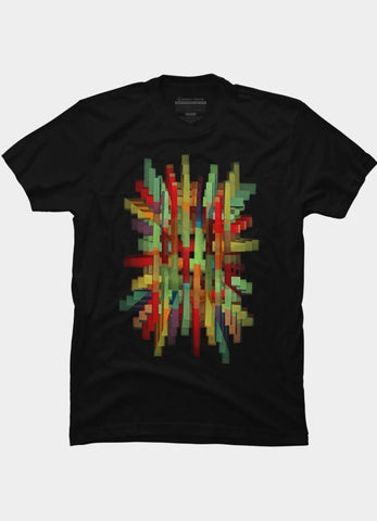 Imported T-SHIRT Abstract 14
