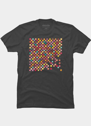 Imported T-SHIRT Abstract 16