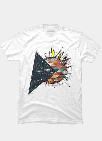 Imported T-SHIRT Abstract 27