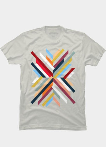 Imported T-SHIRT Abstract 28