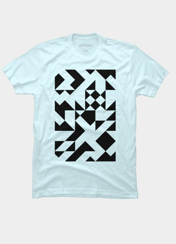 Imported T-SHIRT Abstract 6