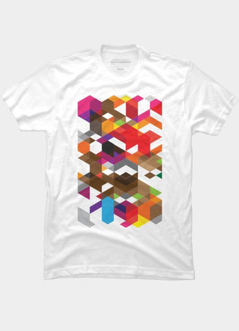 Imported T-SHIRT Abstract 7