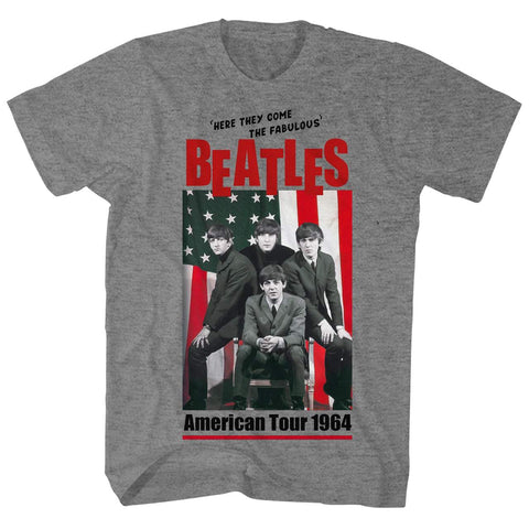 Imported T-SHIRT American Tour 1964 T-Shirt