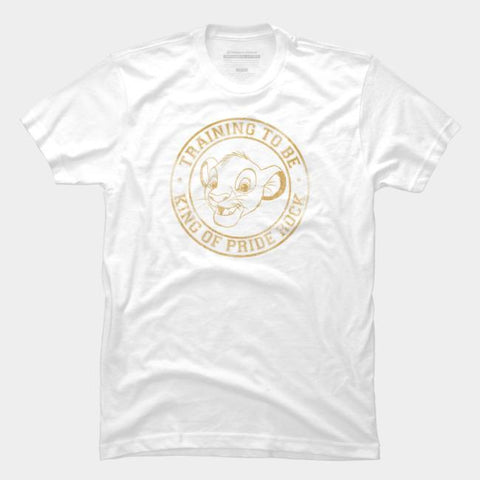 Imported T-SHIRT Future King of Pride Rock
