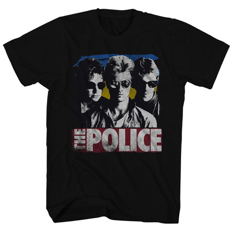 Imported T-SHIRT Greatest Hits The Police T-Shirt