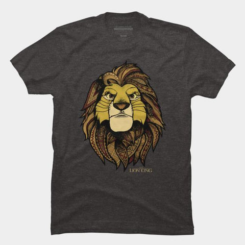 Imported T-SHIRT Grown Simba