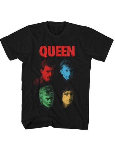Imported T-SHIRT Hot Space Album Art Queen T-Shirt