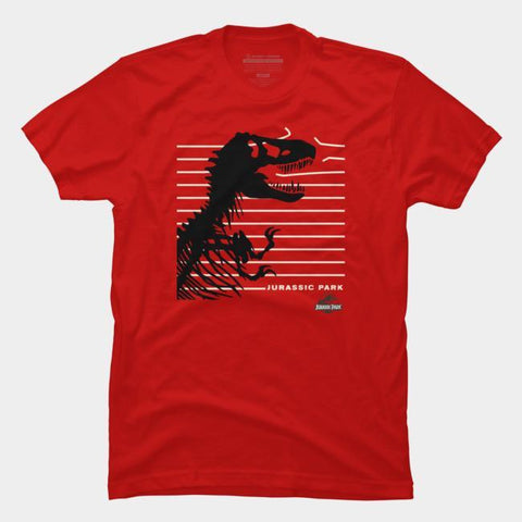 Imported T-SHIRT Jurasic Park 16