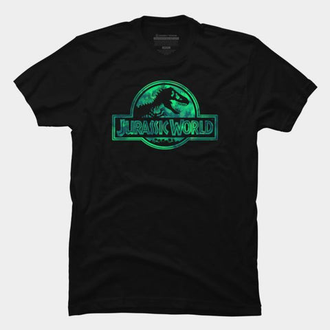 Imported T-SHIRT Jurasic Park 2