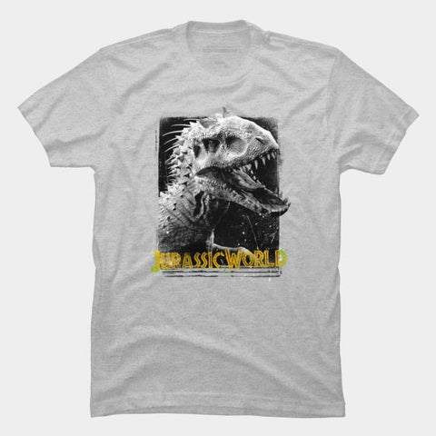 Imported T-SHIRT Jurasic Park 29