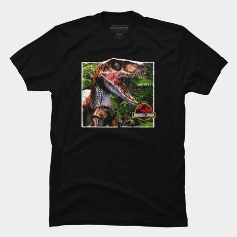 Imported T-SHIRT Jurasic Park 4