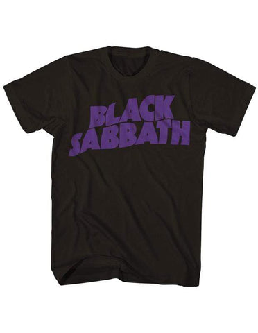 Imported T-SHIRT Master Of Reality Logo Black Sabbath T-Shirt