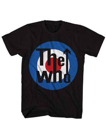 Imported T-SHIRT Official Logo The Who T-Shirt